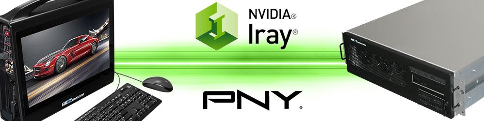 Innovative Rendering Solutions with Iray - NextComputing - Extreme