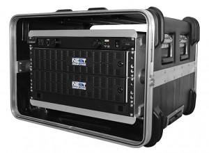 Dual Nucleus 2U systems in rugged case
