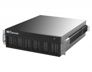 Nucleus Capture 20x2 rackmount server