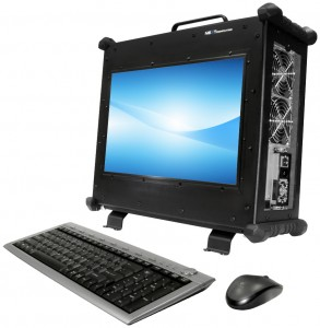 Vigor EX deployed workstation