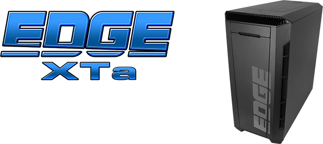 Edge XTa media workstation powered by AMD