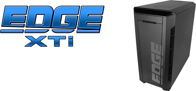 Edge XTi media workstation powered by Intel