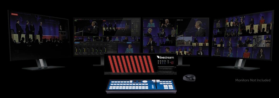 livestream HD1710