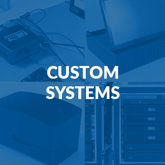 Custom-built solutions