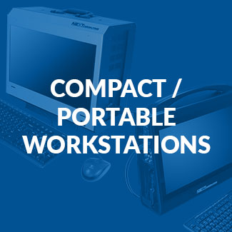 compact portable workstations