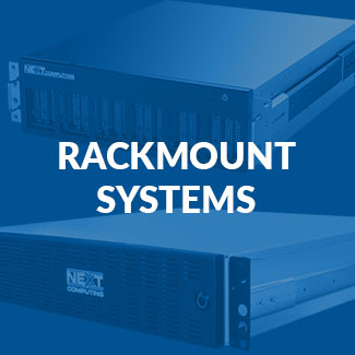 short-depth rackmount systems