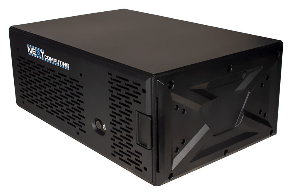 high-density rackmount server systems