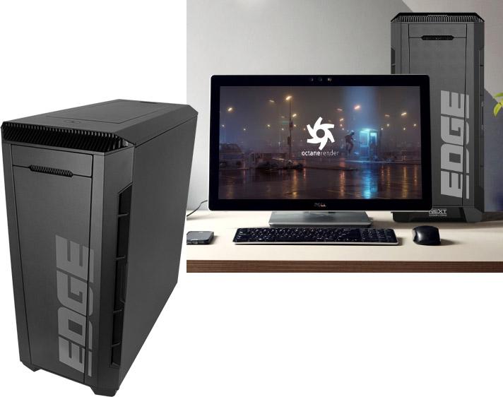 Multi-GPU workstations for Octane Render
