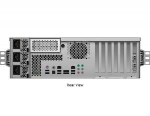 Nucleus Capture 20x2 rear ports and PCI