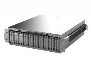 Nucleus Capture 20x2 front hard drives