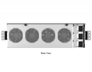 Nucleus Front I/O rear fans