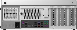Radius PRM rear PCI and ports