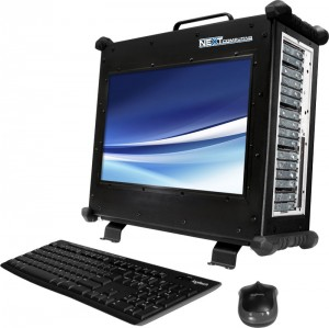Vigor EDS deployed server workstation